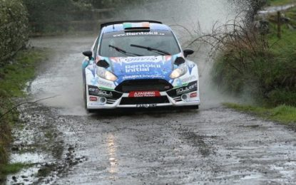 Breen & Nagle win Clonakilty Park Hotel West Cork International Rally