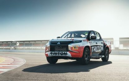 New Mitsubishi L200 to compete in Australia's 2019 SuperUte series