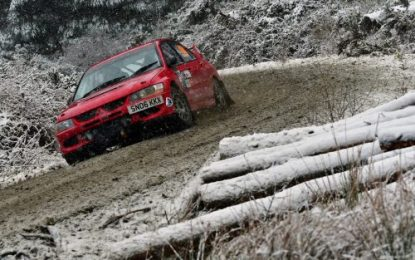 Snow Show for some of weekend's motorsport events