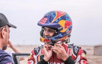 Nasser Saleh Al-Attiyah strong favourite  for Jordan Rally 2019