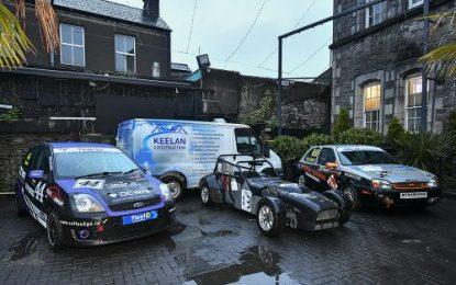 Keelan Construction – new title sponsor for Mondello's Fiesta Zetec Series