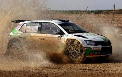 Coming up – Jordan Rally: 2019 FIA Middle East Rally Championship; Rd2