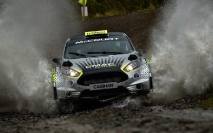 Abbey Hotel Moonraker Forest Rally: McCourt takes first victory in Cork