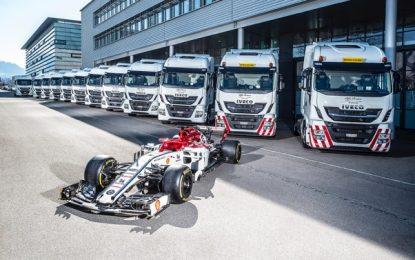 Alfa Romeo announces sponsorship of Sky Sports F1