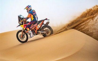 Impressive KTM one-two at Abu Dhabi Desert Challenge