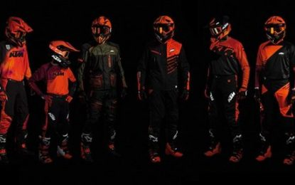 Gear up with KTM's Off-Road Collection