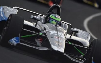 Conor Daly fastest in Indy 500 'Fast Friday' practice
