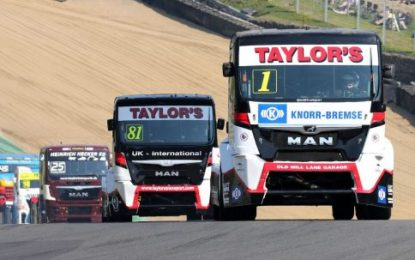 MV Commercial BTRA Championship gets ready to descend on Pembrey for Spring Truckfest