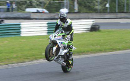McCormack Dominates Dunlop Masters Superbike Championship