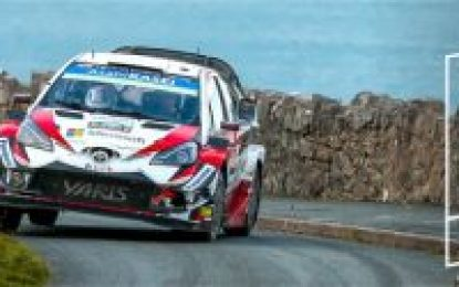 Full 2019 competitive route revealed for Wales Rally GB (3-6 October) WRC round