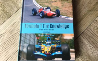 New Book Review: Formula 1- The Knowledge by David Hayhoe