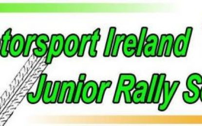 Motorsport Ireland Junior Rally Series after Round 3