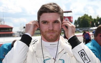 Conor Daly Finishes 13th at the Iowa 300 NTT IndyCar Series