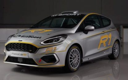'Ladder of Opportunity' with all-new EcoBoost-powered Ford Fiesta R1