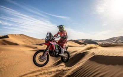 Silk Way – Benavides in the running for a podium place