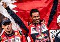 Overdrive Racing's Nasser Saleh Al-Attiyah wins Silk Way with Toyota Hilux