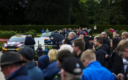 Ulster Rally 2019 launches new photography competition in memory of Bryce Sands