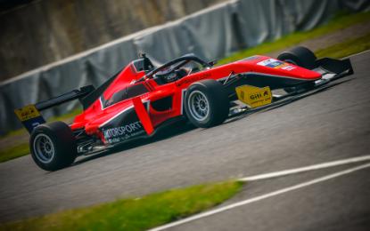 Dempsey returns to secure maiden F3 podium in Suzuka