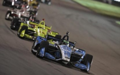 Daly 6th at Bommarito Automotive Group 500 IndyCar Race