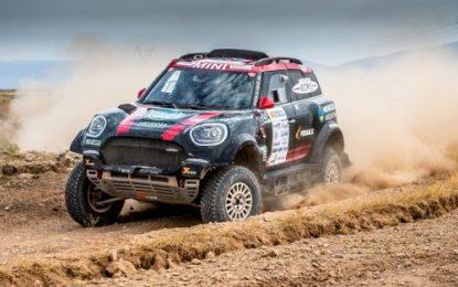 Baja Aragón: 1-2-3 win for the MINI JCW Rally