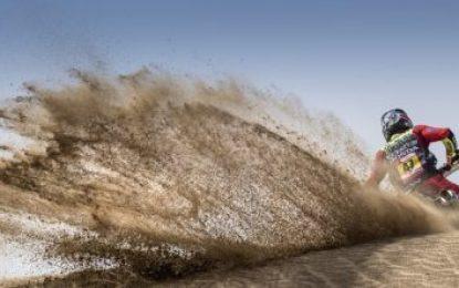Monster Energy Honda Team all set for Atacama Rally 2019 Rd 3 Cross-Country Rallies