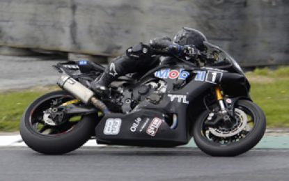 Ryan & McCormack dominate Dunlop Masters results at Mondello Park