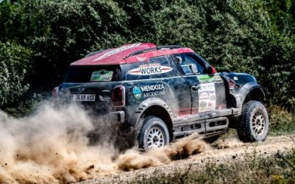 Hungarian Baja: Triple for Terranova in the MINI John Cooper Works Rally