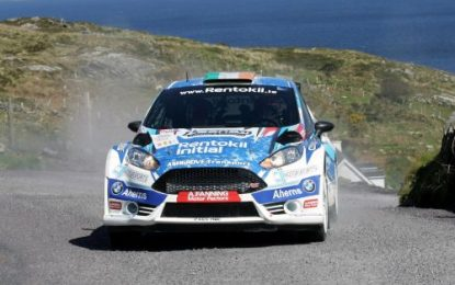 WRC star Craig Breen top seed for Saturday's Today's Ulster Rally