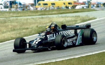 Former Formula 1 & Indycar driver Derek Daly returns to advise aspiring drivers