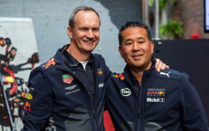 How Aston Martin Red Bull Racing, Honda & ExxonMobil are getting stronger