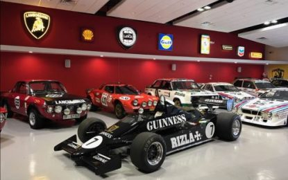 Derek Daly & Guinness March F1 Car to feature at Mondello Historic Festival