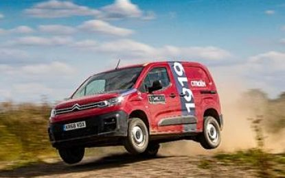 Citroën has just put its IVOTY 2019 Berlingo Van to the ultimate WRC test