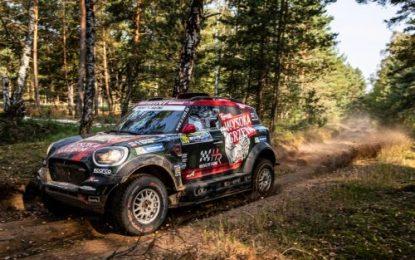 Baja Poland: One-two win for X-raid MINI John Cooper Works Rally
