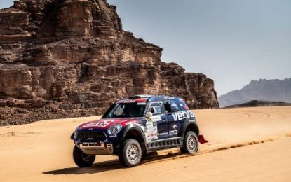 Jordan Baja: Another one-two victory for MINI X-raid