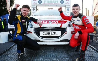Hyundai drive for McErlean on Wales Rally GB