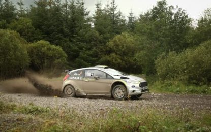 Desi Henry wins as Lakelands Rally concludes the 2019 Forestry Championship