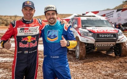 Strong line-up for Overdrive Racing & Toyota Gazoo Racing South Africa at Rally of Morocco