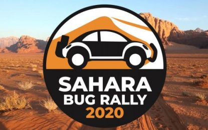 Driven to Extremes offering the drive of a lifetime – Sahara Bug Rally 2020