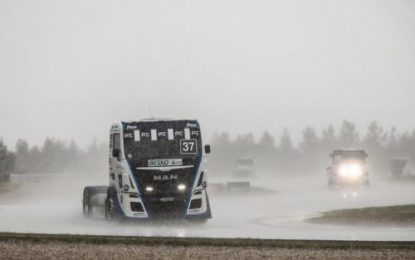 A highly successful ETRC event with fantastic results and an unusual end!