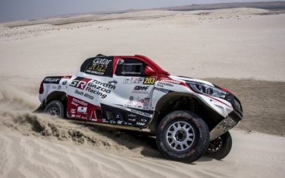 Manateq Qatar Cross-Country Rally opens 2020 FIA World Cup