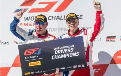 Championship Victories For Team Panoz Racing