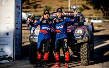 Baja Portalegre: Terranova & Graue win FIA World Cup for Cross Country Bajas for MINI John Cooper Works Rally
