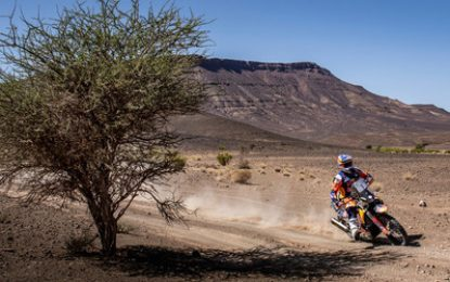 Red Bull KTM Factory Racing's Toby Price wins 5th & final stage of 2019 Rally du Maroc