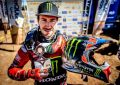 Monster Energy Honda Team's Barreda finishes on podium at tough Rallye du Maroc