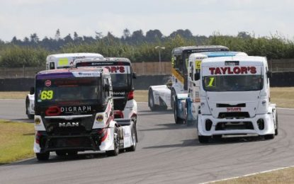 BTRA Truck Racing Series hots up
