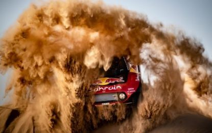 Peterhansel & Sainz line-up for Mini XRaid for Dakar 2020