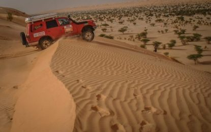 2020 Africa Eco Race set to return to mythical Tidjikja in deepest Mauritania