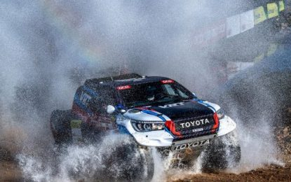 Overdrive Racing's Vasilyev misses out to win 2019 FIA World Cup for Cross-Country Bajas at Portugal's Baja Portalegre 500