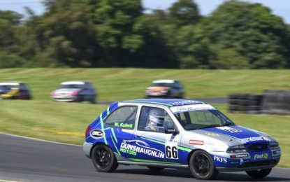 Kellett Gains 2019 Motorsport Ireland Young Racing Driver of the Year Award Nomination
