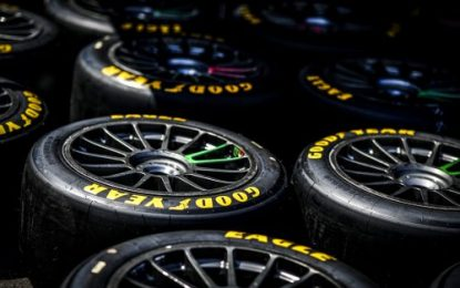 Goodyear to supply BTCC 2020